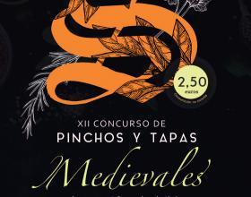 Cartel Pincho Medieval
