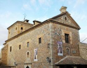 Iglesia del Convento Carmelita Consuegra