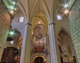 Iglesia de San Juan Bautista, Laguardia